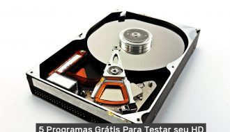 Programa Para Testar HD
