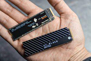 Por que SSD é mais rápido que o HD? O que permite isso?